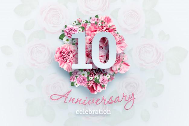 3 idées cadeaux pour fêter 10 ans de mariage