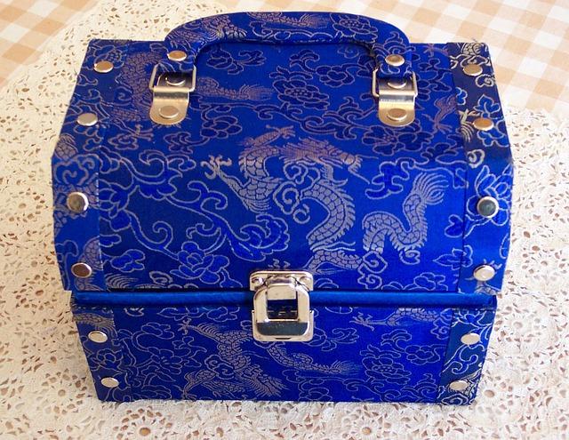 Où trouver une belle boite à bijoux ?